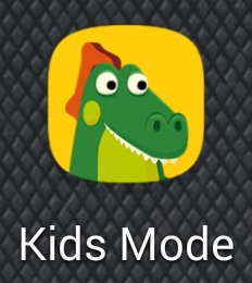 Installing Samsung Galaxy S5 Kids Mode
