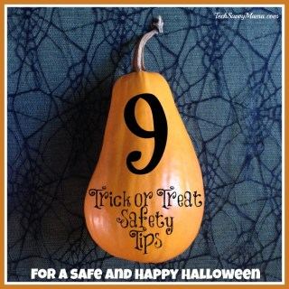 9 Trick or Treat Safety Tips