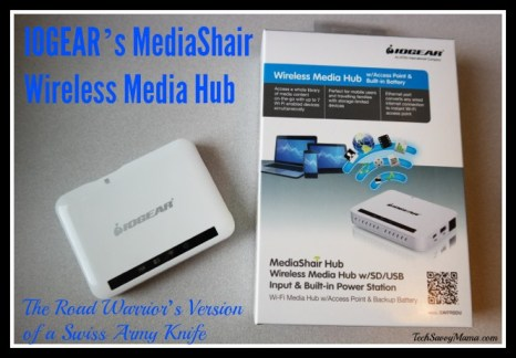 IOGEAR's MediaShair Wireless Media Hub Review