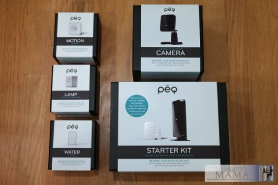 PEQ Home Automation Bundle