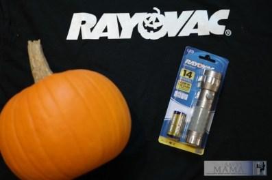 Rayovac Glow in the Dark Flashlight