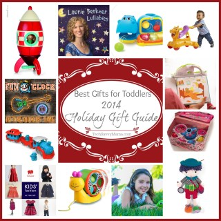2014 Gift Guide: Best Gifts for Toddlers