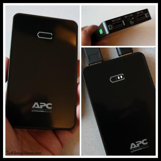 APC Mobile Power Pack Closeups