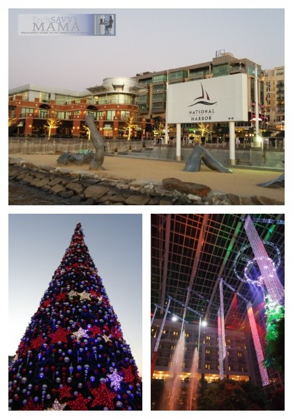 Gaylord National Harbor and National Harbor offer family holiday fun in the DC area