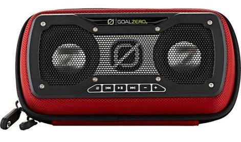 Goal Zero Rockout2Solar Rechargeable Speaker