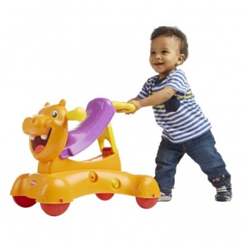 Rock, Ride N Stride Hippo Toy