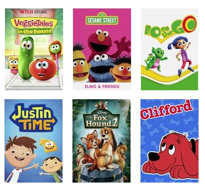 Great titles to stream from Netflix that will help your little ones explore lessons about friendship