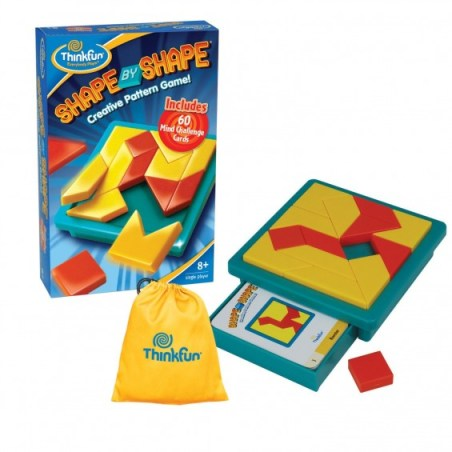 Shape by Shape by ThinkFun