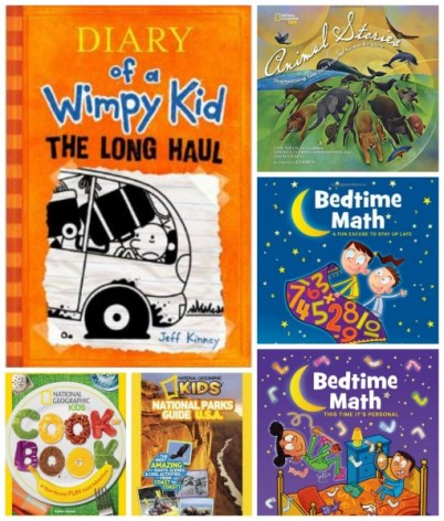 Tech Savvy Mama's Book Picks for Early Elementary Ages