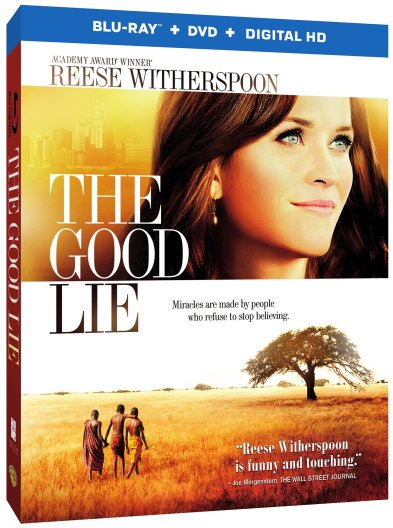 The Good Lie Blu-ray Combo Pack Giveaway