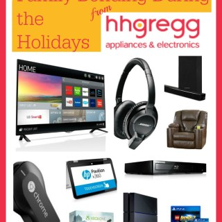 9 Tech Tools for Family Bonding from HH Gregg #LookingForGifts
