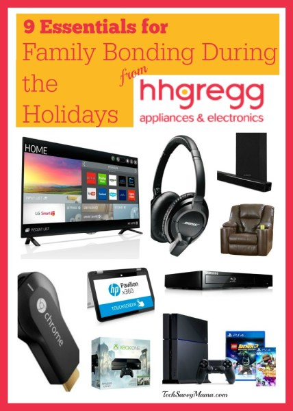 9 Tech Tools for Family Bonding from HH Gregg