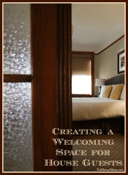Create a Welcoming Guest Room for House Guests