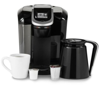 Nine Essentials for Holiday Entertaining from HH Gregg: Keurig K350 2.0 Brewer
