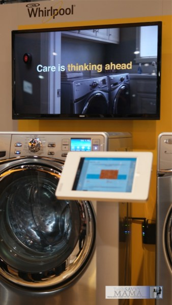 Whirlpool #CES2015 #EveryDayCare- Care is Thinking Ahead