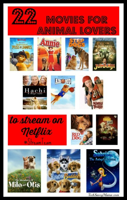 22 Movies for Animal Lovers to Stream on Netflix