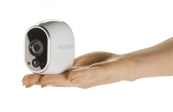 Netgear's Arlo Smart Home Security Cameras Fit in the Palm of Your Hand