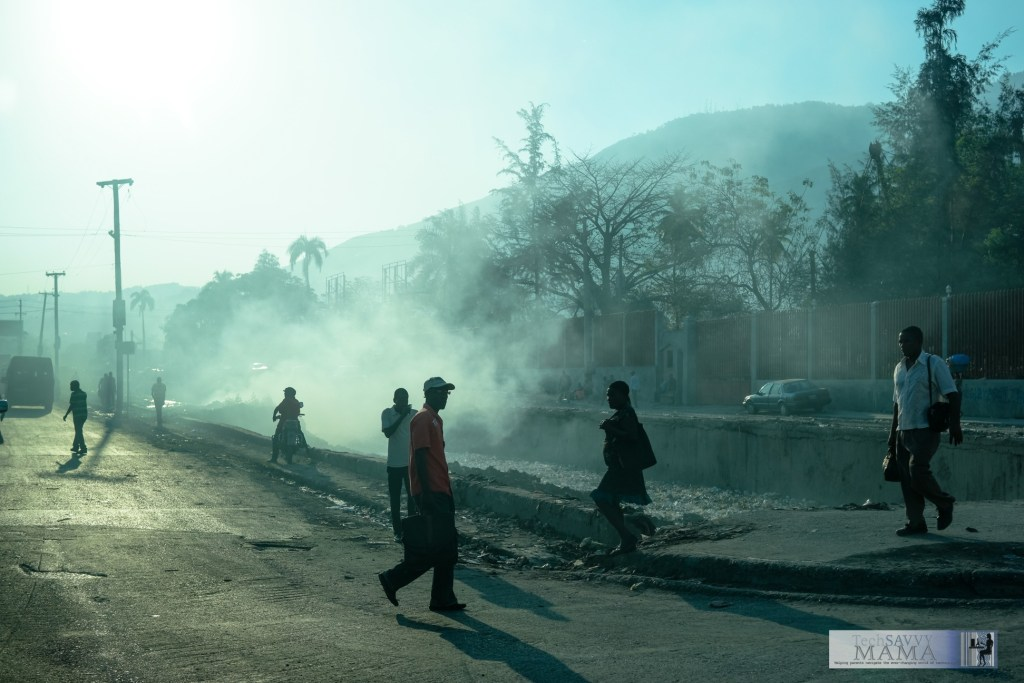 traveling to Haiti