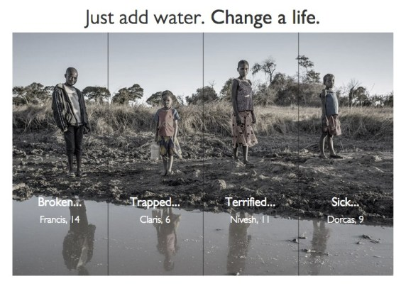 World Vision Clean Water Campaign