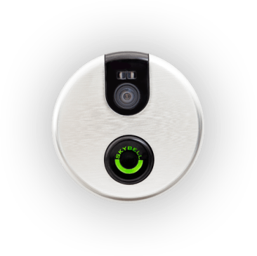 SkyBell WiFi Doorbell Works with Smartphones