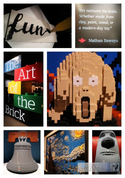 Art of the Brick at The Franklin Institute on Findery by Leticia Barr- TechSavvyMama