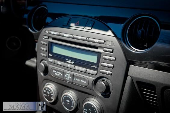 Mazda MX-5 Miata Grand Touring Edition Center Console