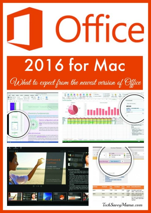 Office 2016 for Mac: What to Expect from the Newest Version of Office