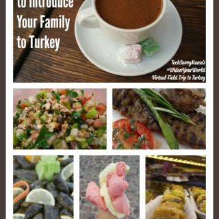 Virtual Field Trip Friday: 8 Family Friendly Dishes from Turkey to Make at Home #WidenYourWorld