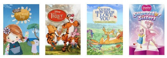 4 Movies About Families for Toddlers & Preschoolers to Watch on Netflix. More movies suggestions on TechSavvyMama.com
