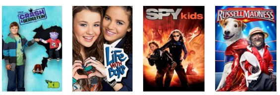 4 Movies About Families for Elementary Ages to Watch on Netflix. More movies suggestions on TechSavvyMama.com