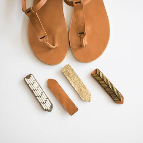 Sseko Sandals from Tribe Alive's Summer 2015 Line