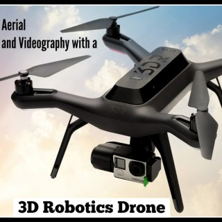 Step Up Your Aerial Photography & Videography with a 3D Robotics Solo Drone #SoloatBestBuy