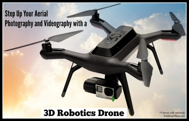 Step Up Your Aerial Photography & Videography with a Drone. Information on #SoloatBestBuy at TechSavvyMama.com