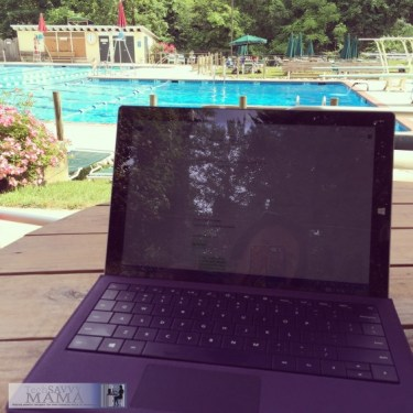 Reasons Why You'll Love the Surface Pro 3 or Surface 3: Portability. And 5 other reasons on TechSavvyMama.com