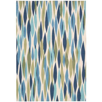 Waverly Sun 'N Shade-Seaglass Outdoor Rug and 5 other indoor/outdoor rug choices on TechSavvyMama.com