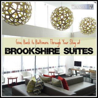 Give Back to Baltimore with a Stay at Brookshire Suites