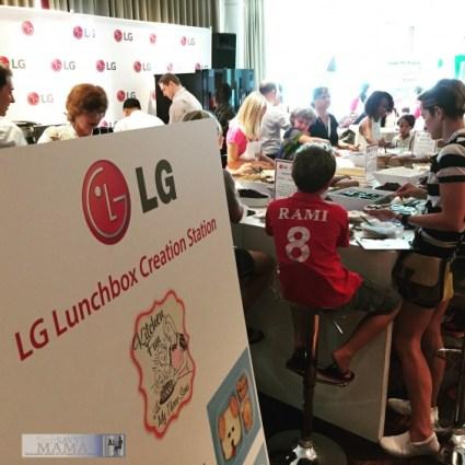 LG at #KidzVuzBTS with a full event recap on TechSavvyMama.com