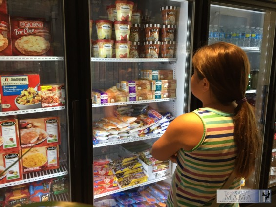 Traveling to NYC? Why Your Family Should Stay at Homewood Suites New York/Midtown Manhattan Times Square- lobby convenience store open 24 hours with reasonable prices. Full review on TechSavvyMama.com