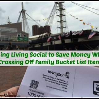 LivingSocial: Save Money While Crossing Off Family Bucket List Items at Home or When Traveling