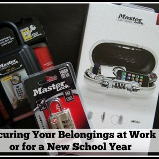 How to Secure Belongings at a New Workplace or for a New School Year