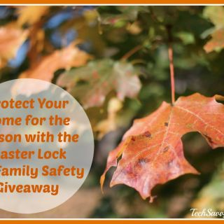 Protect Your Home for Fall with Master Lock