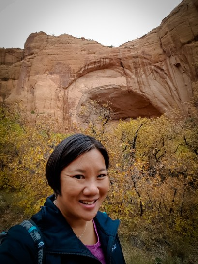 Leticia Barr at Navajo National Monument #GorillaGlass4