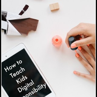 Teaching Kids Digital Responsibility with Resources from AT&T