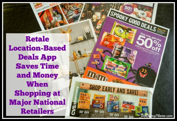 Retale Deals App Saves Time and Money When Shopping at Major National Retailers