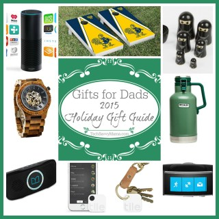 2015 Gift Guide: Best Gifts for Dads on TechSavvyMama.com