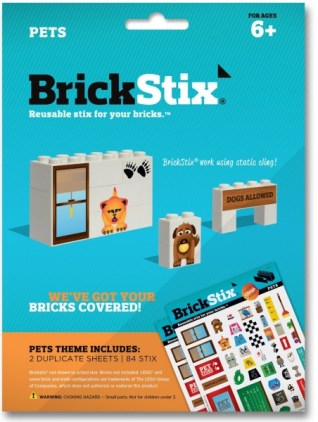 BrickStix featured on TechSavvyMama.com's 2015 Best Gifts for Early Elementary Ages (ages 5-8 or grades K-2)