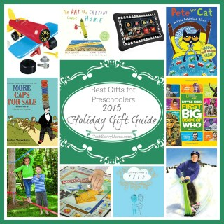 2015 Holiday Gift Guide: The Best Gifts for Preschoolers on TechSavvyMama.com