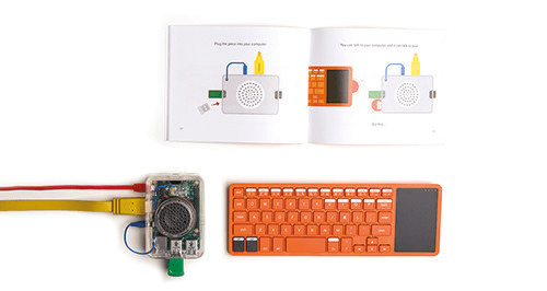 Kano Kit featured on TechSavvyMama.com's 2015 Best Best STEM Gifts for All Ages
