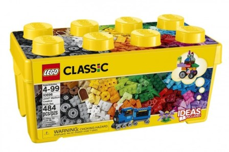 LEGO Classic Set featured on TechSavvyMama.com's 2015 Gift Guide: Best STEM Gifts for All Ages