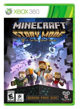 Minecraft Story Mode featured on TechSavvyMama.com's 2015 Gift Guide: The Best Gifts for Tweens (ages 8-12 or grades 3-6)